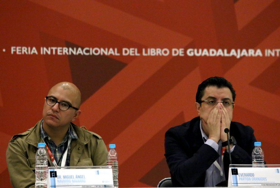 Daniel Lizárraga y Rafael Cabrera