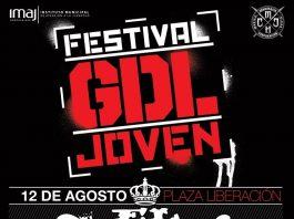 Cartel Festival GDL Joven 2012