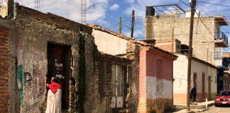 Barrios de pescadores en San Juan Cosalá