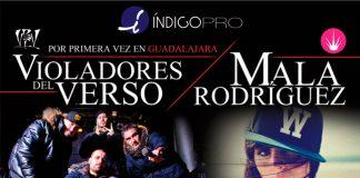 Concierto de Violadores del Verso y Mala Rodríguez