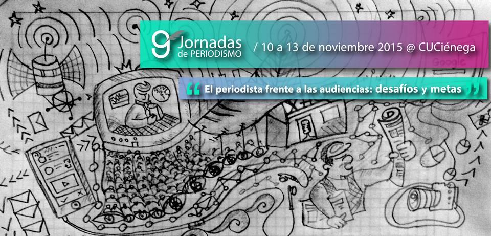 Banner 9º Jornadas de Periodismo