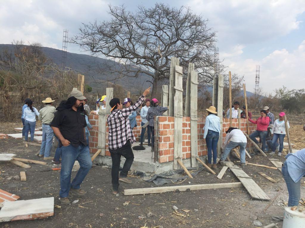 Construcción de vivienda rural sustentable