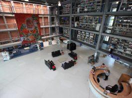 Biblioteca-Mediateca Fernando del Paso CUCiénega