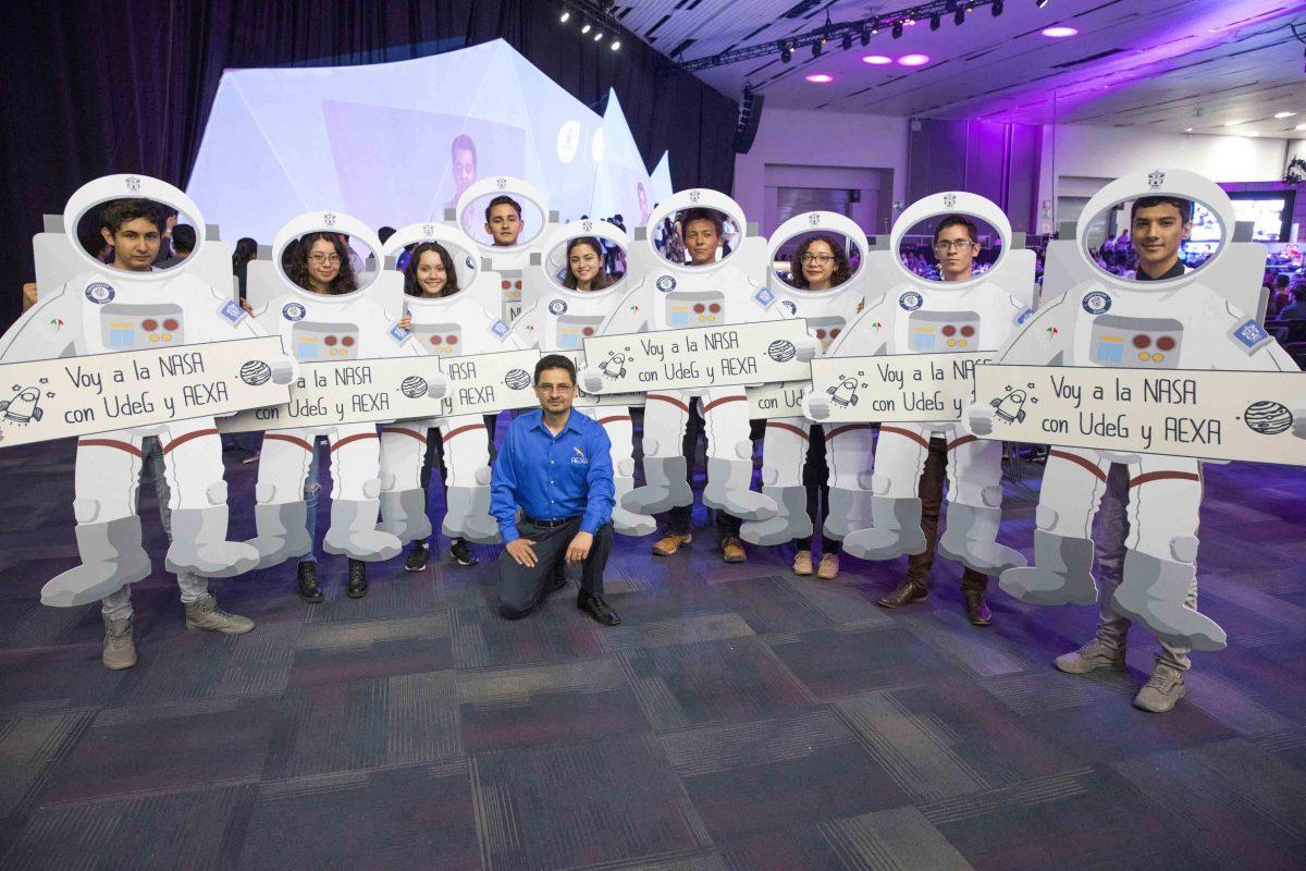 Ganadores de retos Campus Party 2017