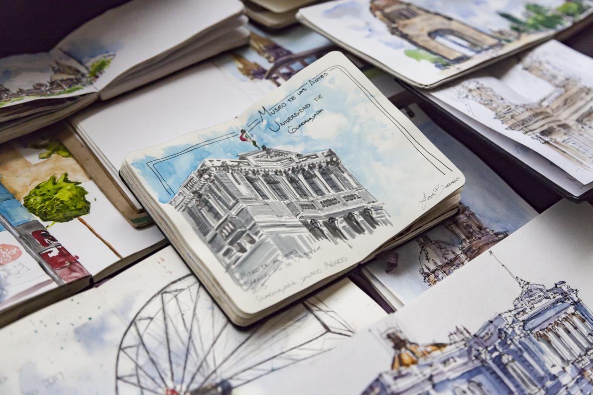 Urban Sketchers Guadalajara