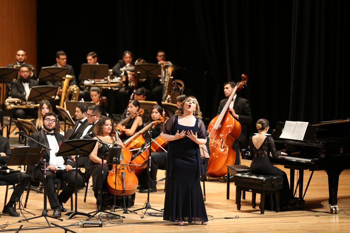 Presentación de Música del Segundo Imperio Mexicano