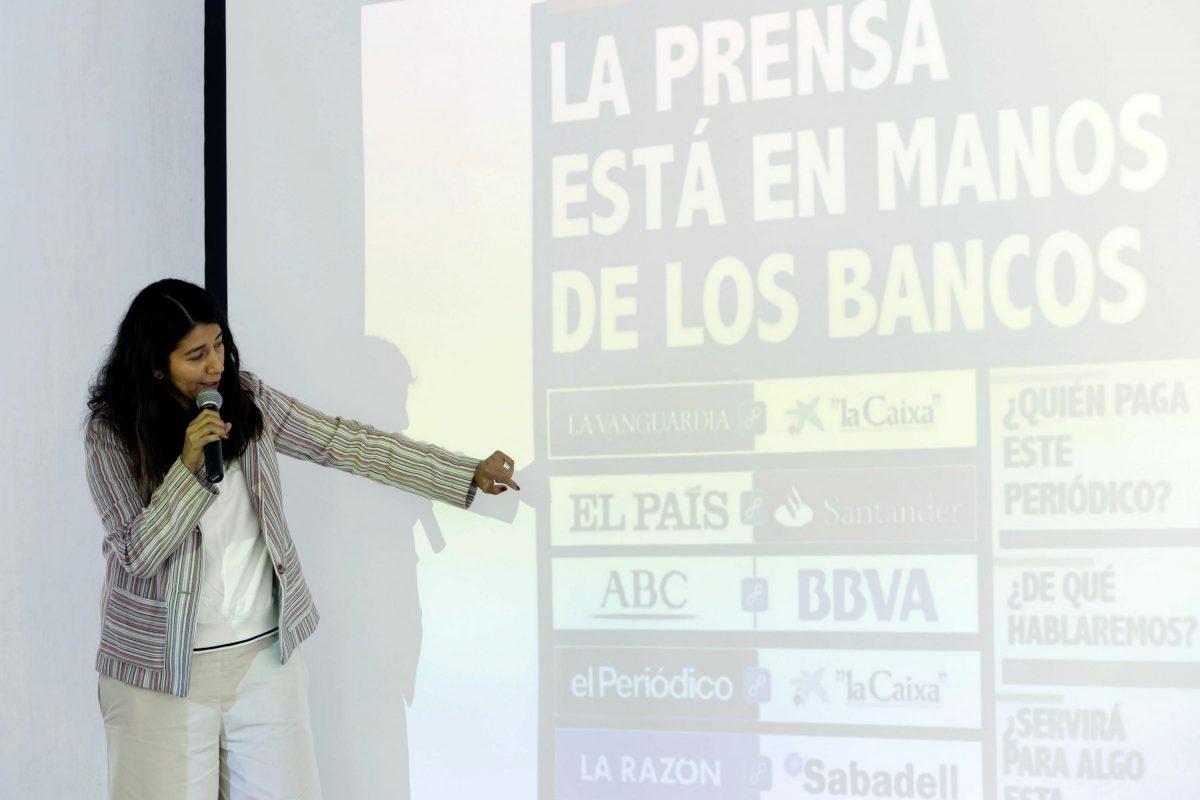 Luisa del Carmen Martínez, investigadora mexicana de la Universidad Autónoma de Barcelona