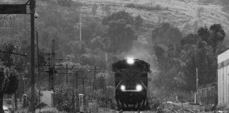 Tren en Ocotlán