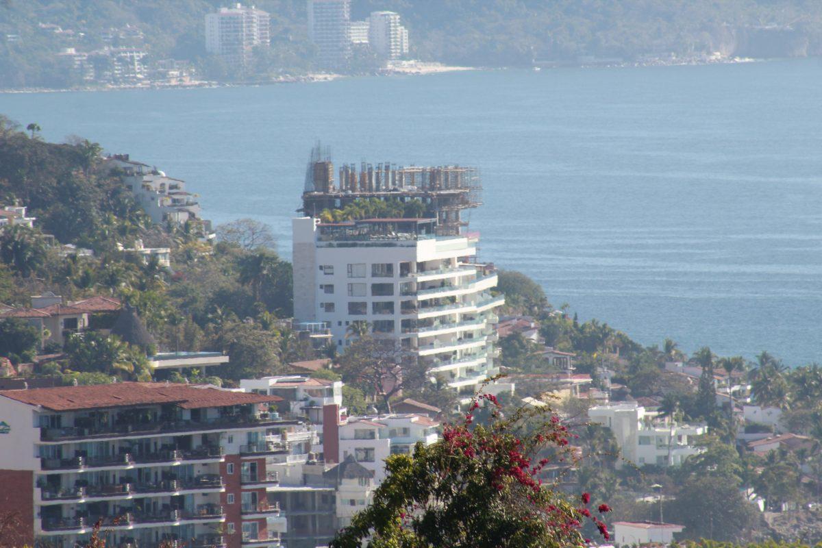 Nuevos edificios en Puerto Vallarta