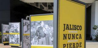 "Exposición ""Jalisco nunca pierde"""