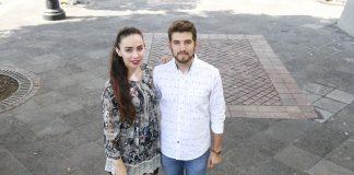 Nancy y Daniel, creadores de Banca Balam