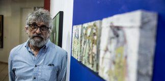 """Tríptico terrenal"", Jorge Juan ""Jordi"" Boldó Belda. Bienal de Pintura ""José Atanasio Monroy"" 2018"