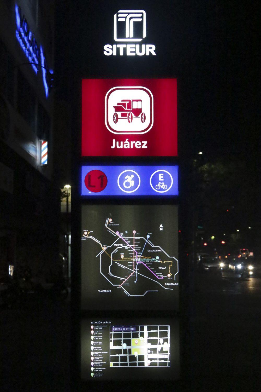Iconografía Tren Ligero
