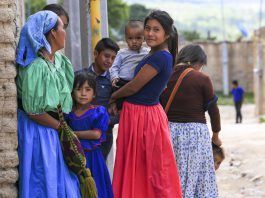 Comunidad wixárika de Ocota de la Sierra, Mezquitic, Jalisco