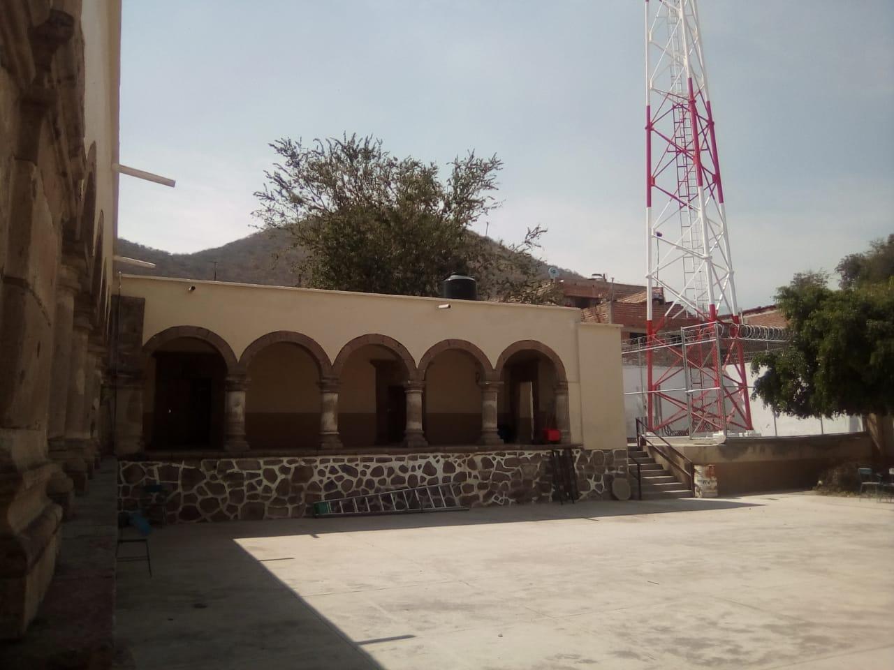 Casa de Indios en Cuexcomatitlán