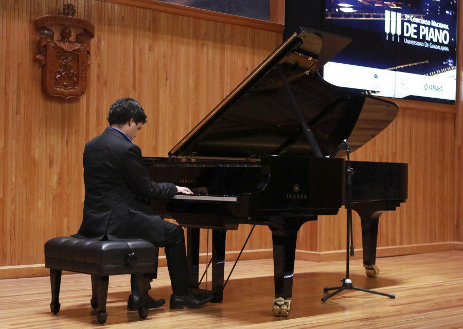 Concurso Nacional de Piano