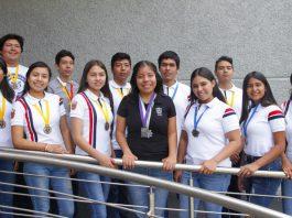 Ganadores Club de Ciencias, junio 2019
