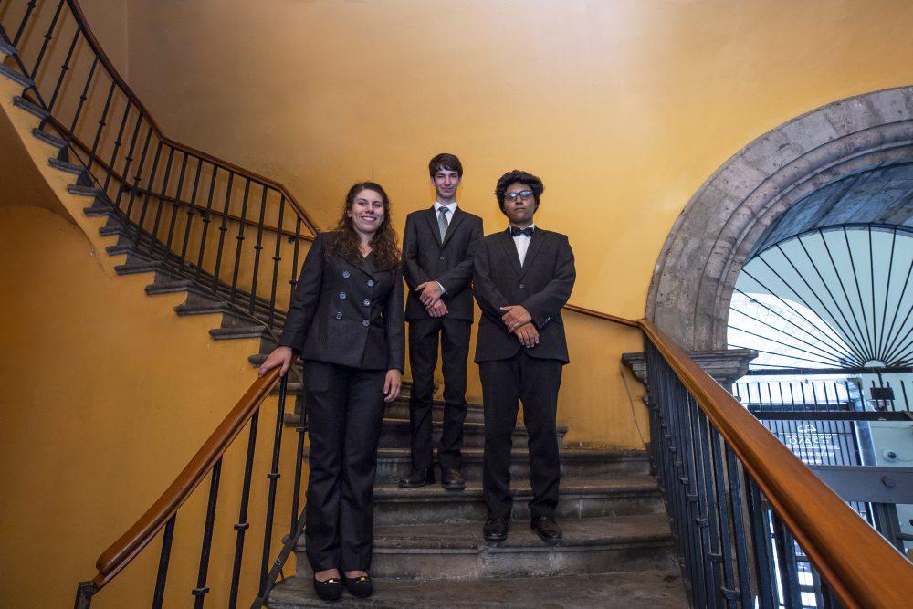 Ganadores del Concurso Nacional de Piano UdeG 2019
