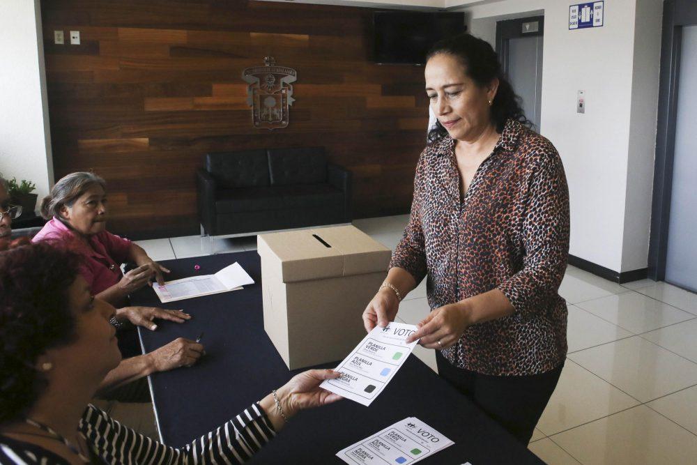 Votación sindicalizados