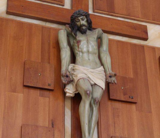 Cristo del Ciclón de Barra de Navidad