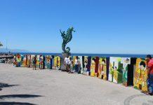 Puerto Vallarta. Fotografía de Iván Serrano