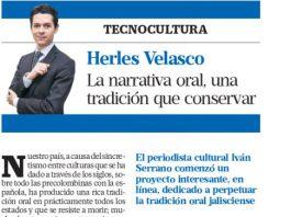 Columna de Herles Velasco
