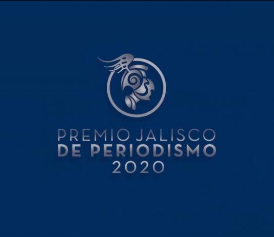 Premio Jalisco de Periodismo 2020