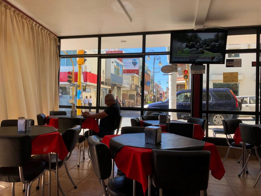 Restaurante en Arandas