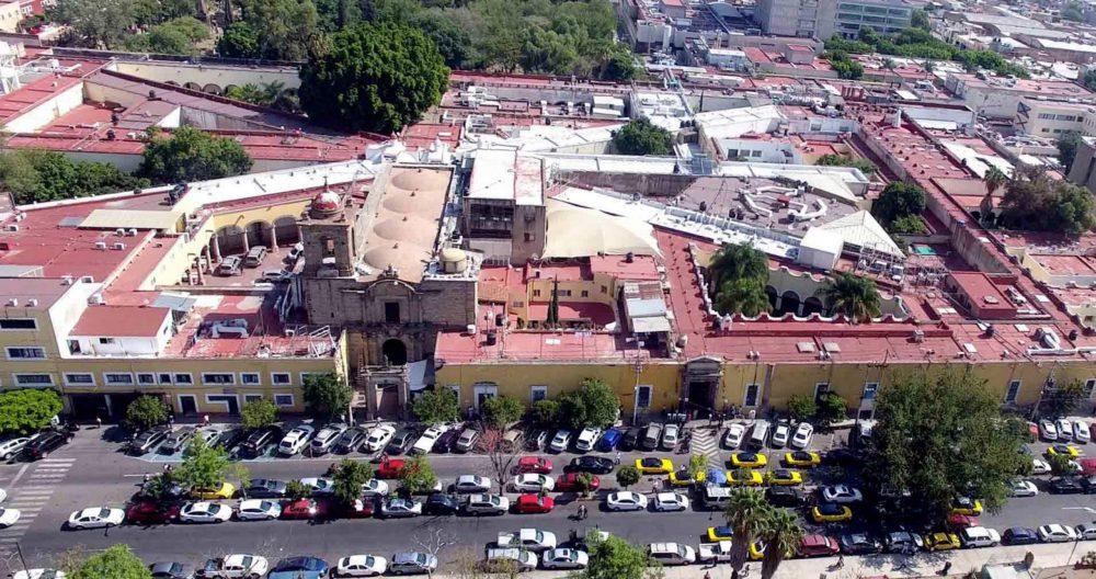 Antiguo Hospital Civil de Guadalajara Fray Antonio Alcalde