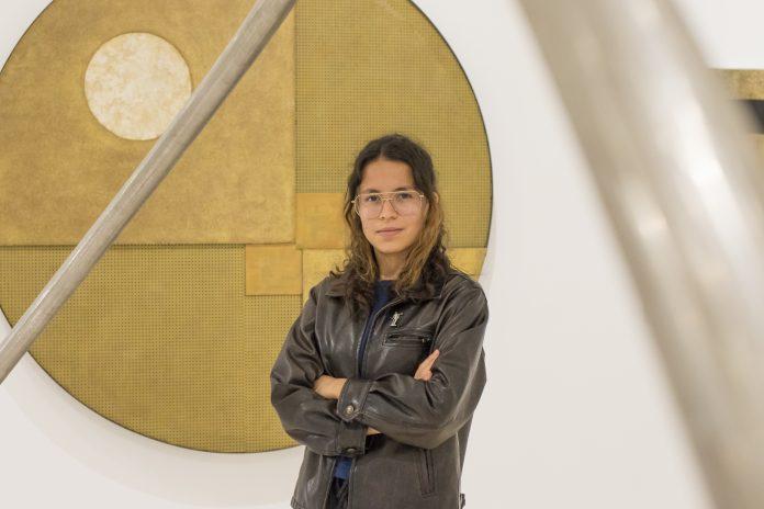 Sayuri Sánchez. Fotografía: Maribel Barajas
