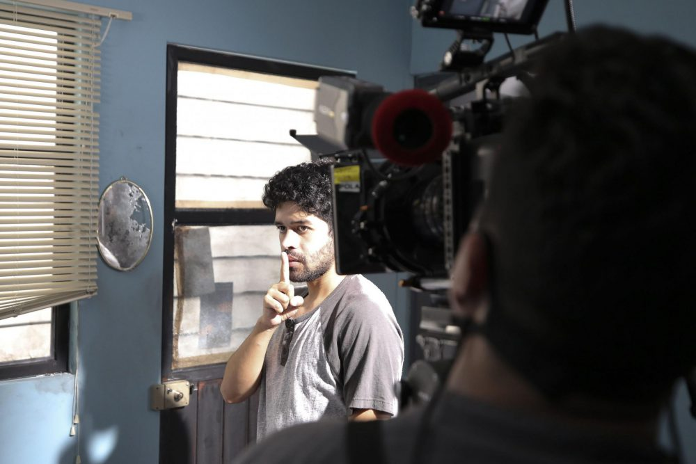 """Comienza el rodaje de película """"Los Perros"""""""
