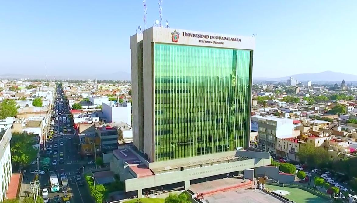 Edificio de Rectoría de la UdeG